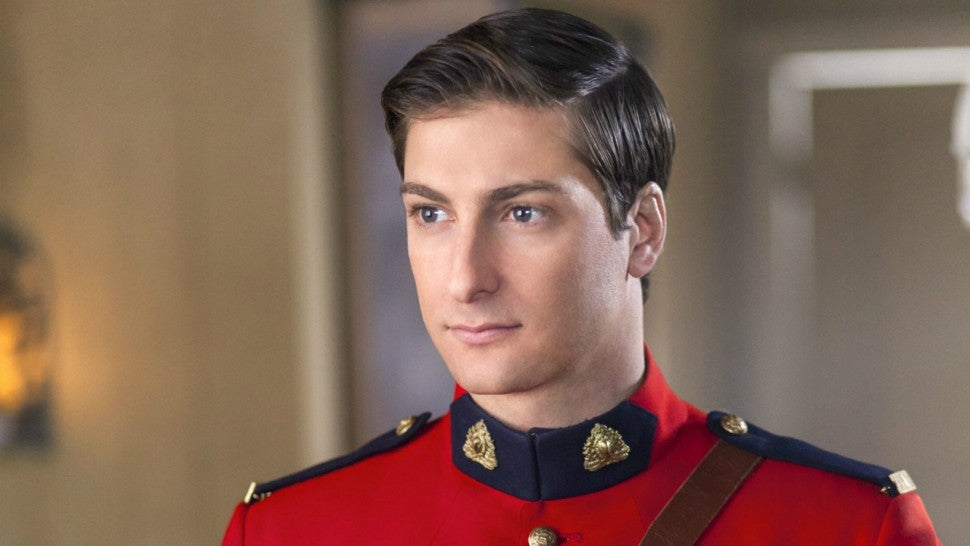 tv departures when calls the heart daniel lissing