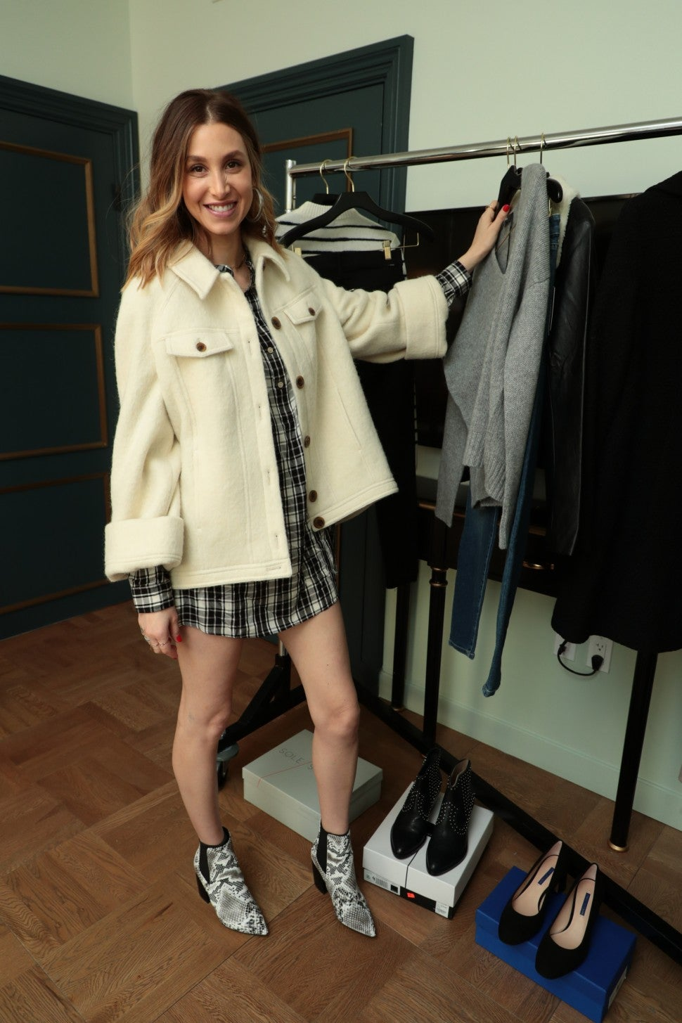 Whitney Port District Clothes