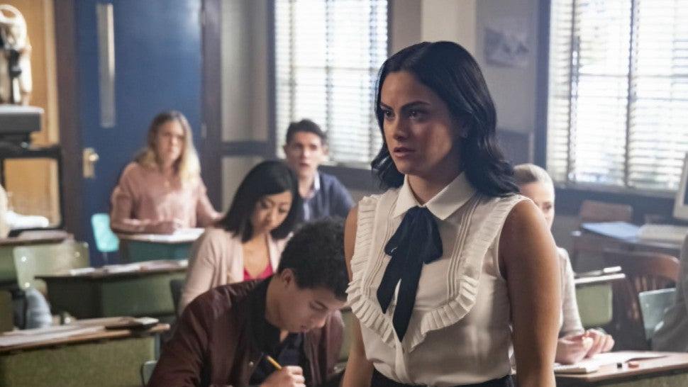 How to Get 'Riverdale' Star Camila Mendes' Veronica Lodge Look!