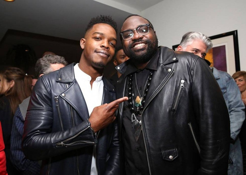Stephan James and Brian Tyree Henry