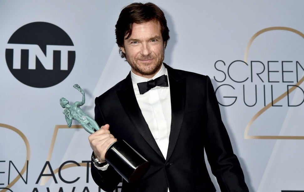 Jason Bateman at the 25th Annual Screen Actors Guild Awards