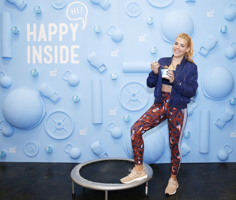 Busy Philipps HI! Happy Inside