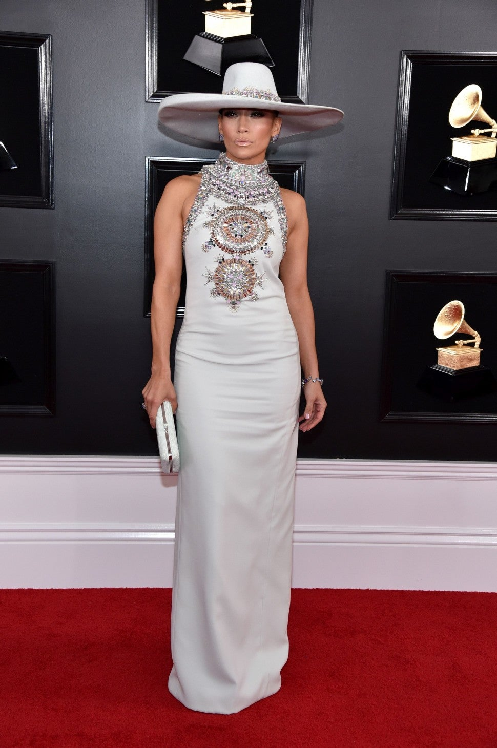 Jennifer Lopez at GRAMMYs