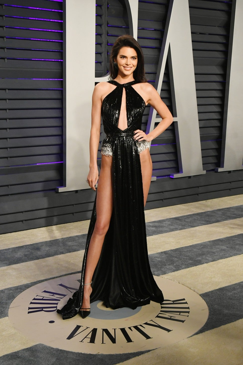 Kendall Jenner at Vanity Fair party