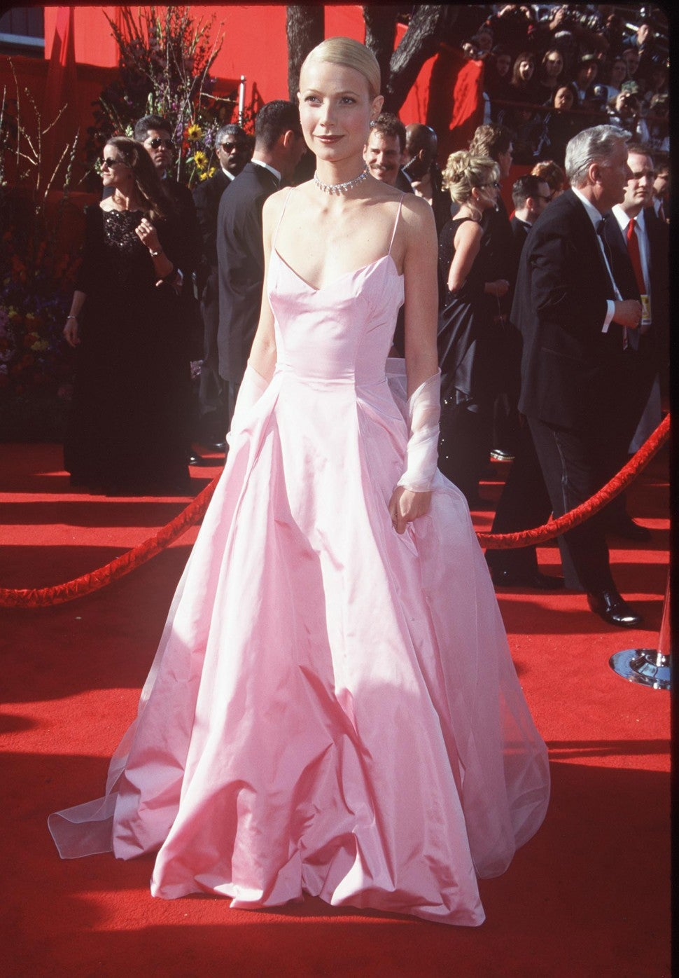 Gwyneth Paltrow Oscars 1999 dress