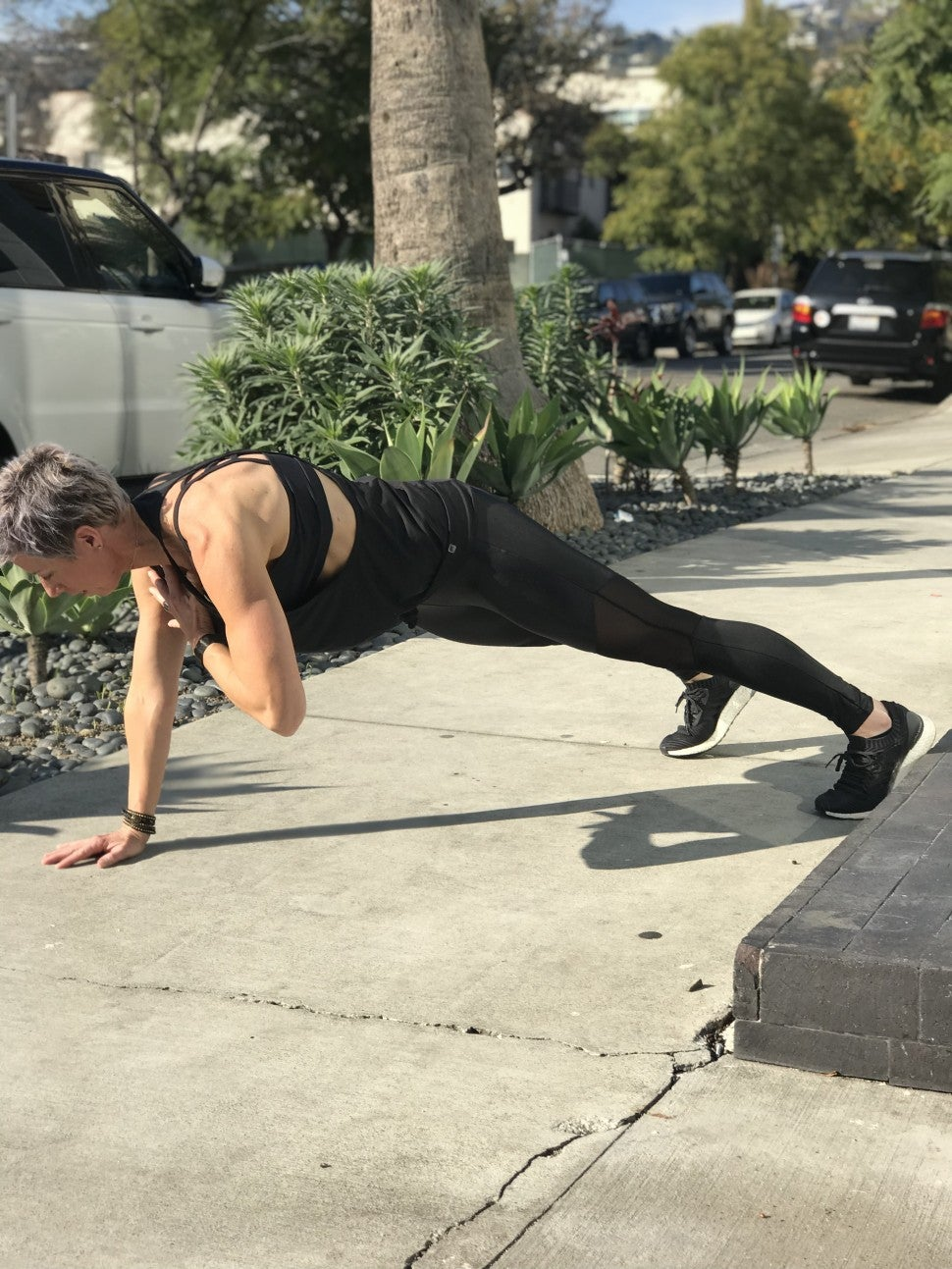 Erin Oprea Plank Chest Tap 3