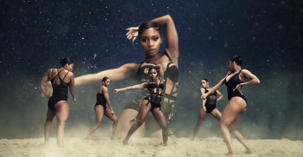 Normani in Waves music video