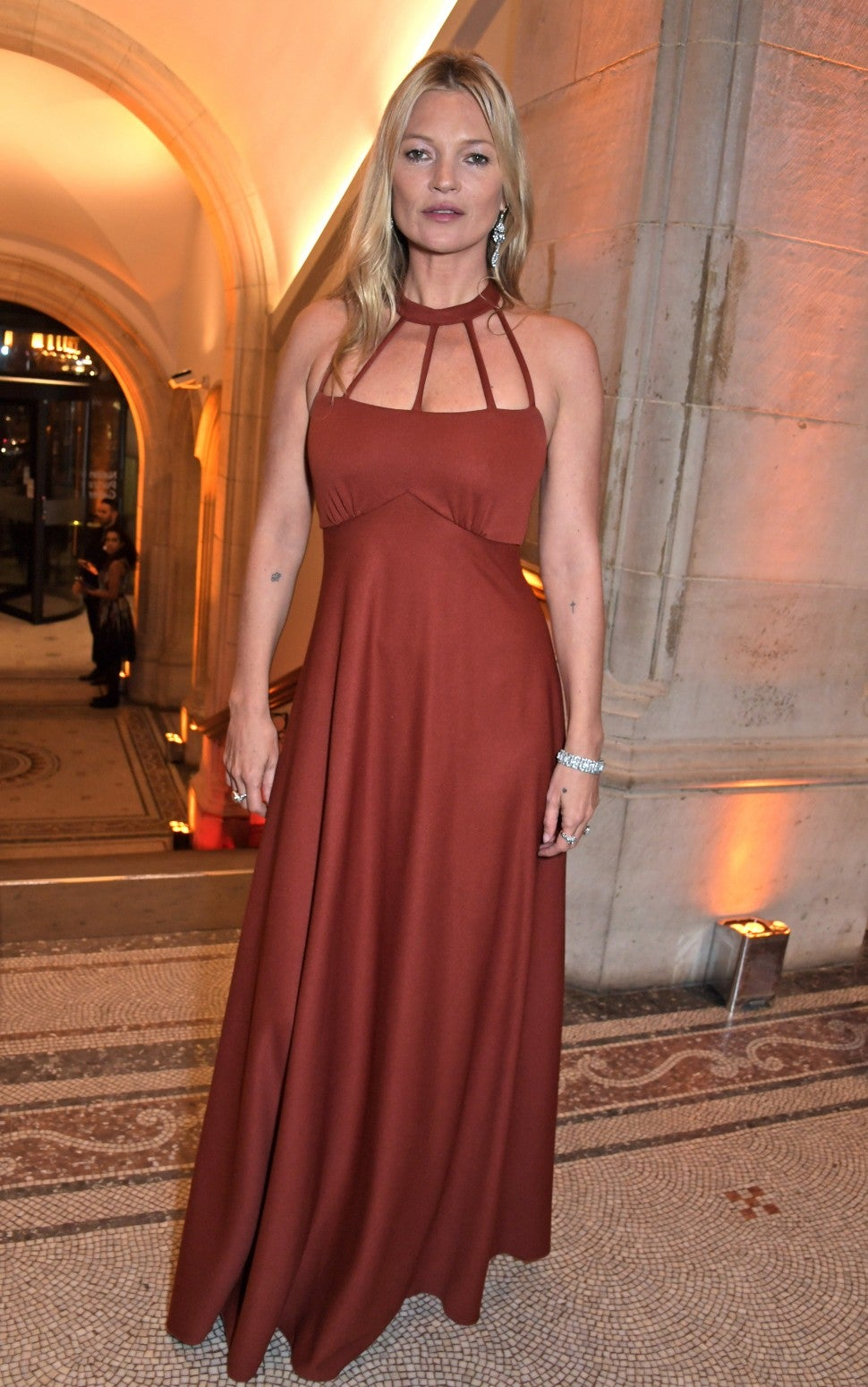 Kate Moss at Portrait Gala