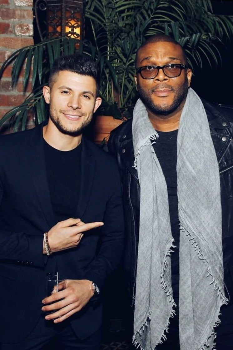 Tyler Perry, Nick Barrotta