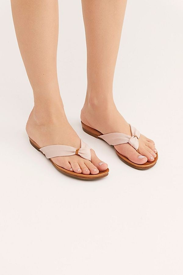 Free People thong sandal