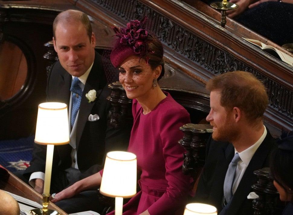 Kate Middleton Prince Williams