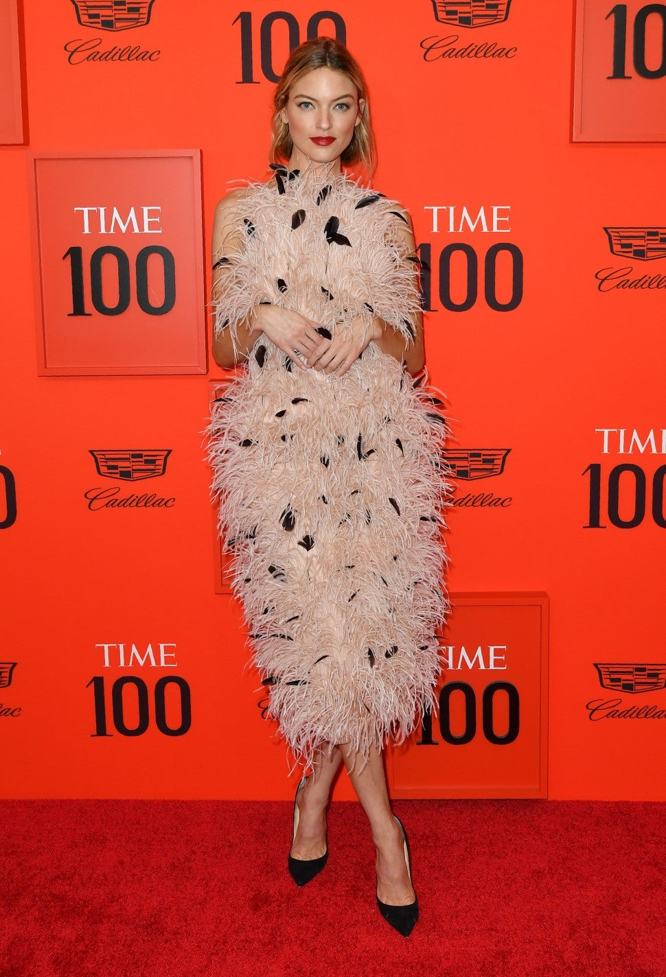 Martha Hunt Time 100 Gala