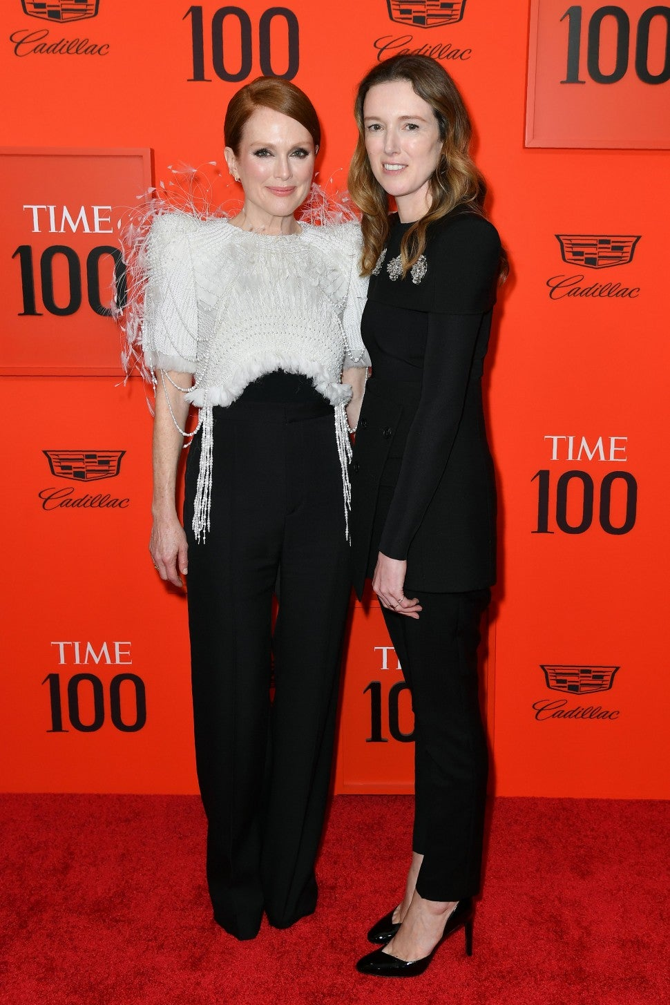 Julianne Moore Time 100 Gala