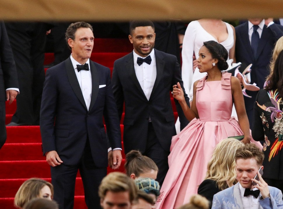 Tony Goldwyn Nnamdi Asomugha Kerry Washington