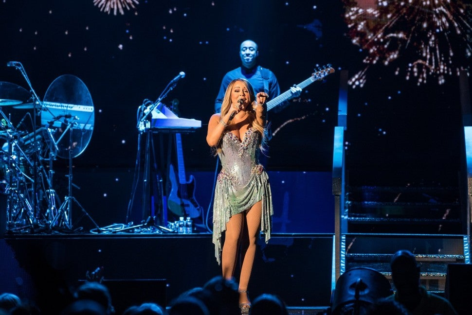 Mariah Carey Caution World  Atlantic City