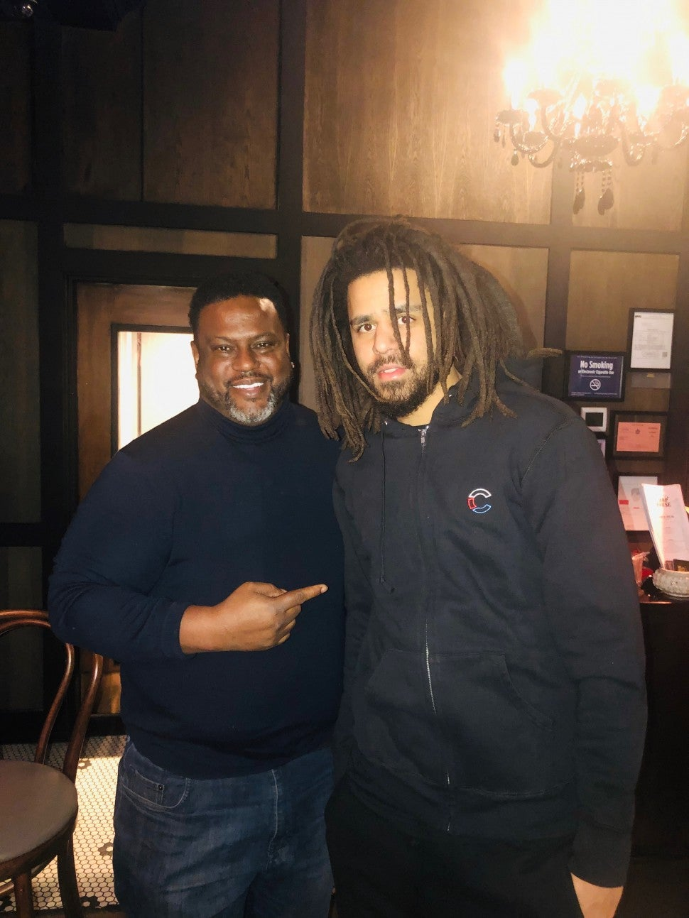 J. Cole Brooklyn Chop House