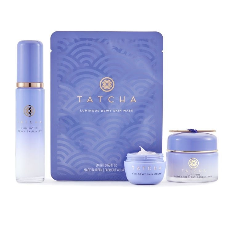 Tatcha endless glow set