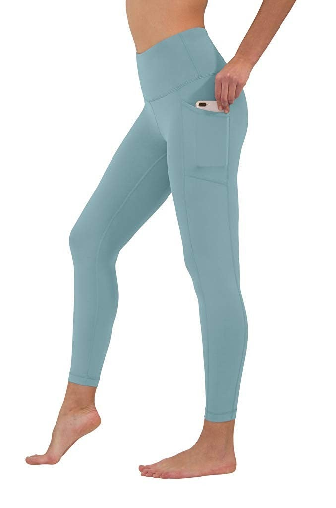 90 Degree by Reflex blue leggings