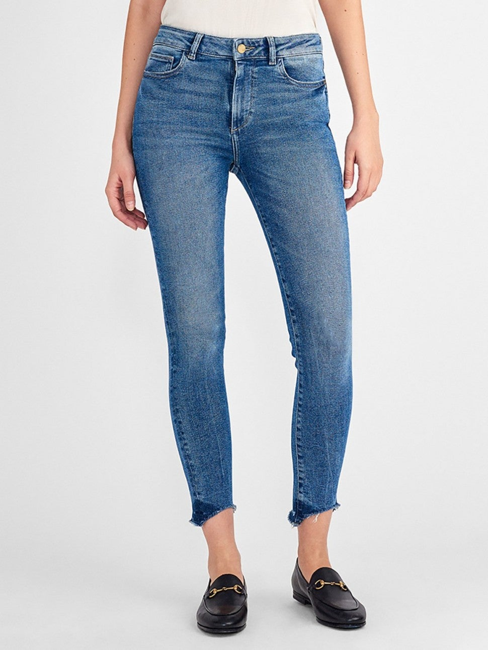 DL1961 high rise skinny jean