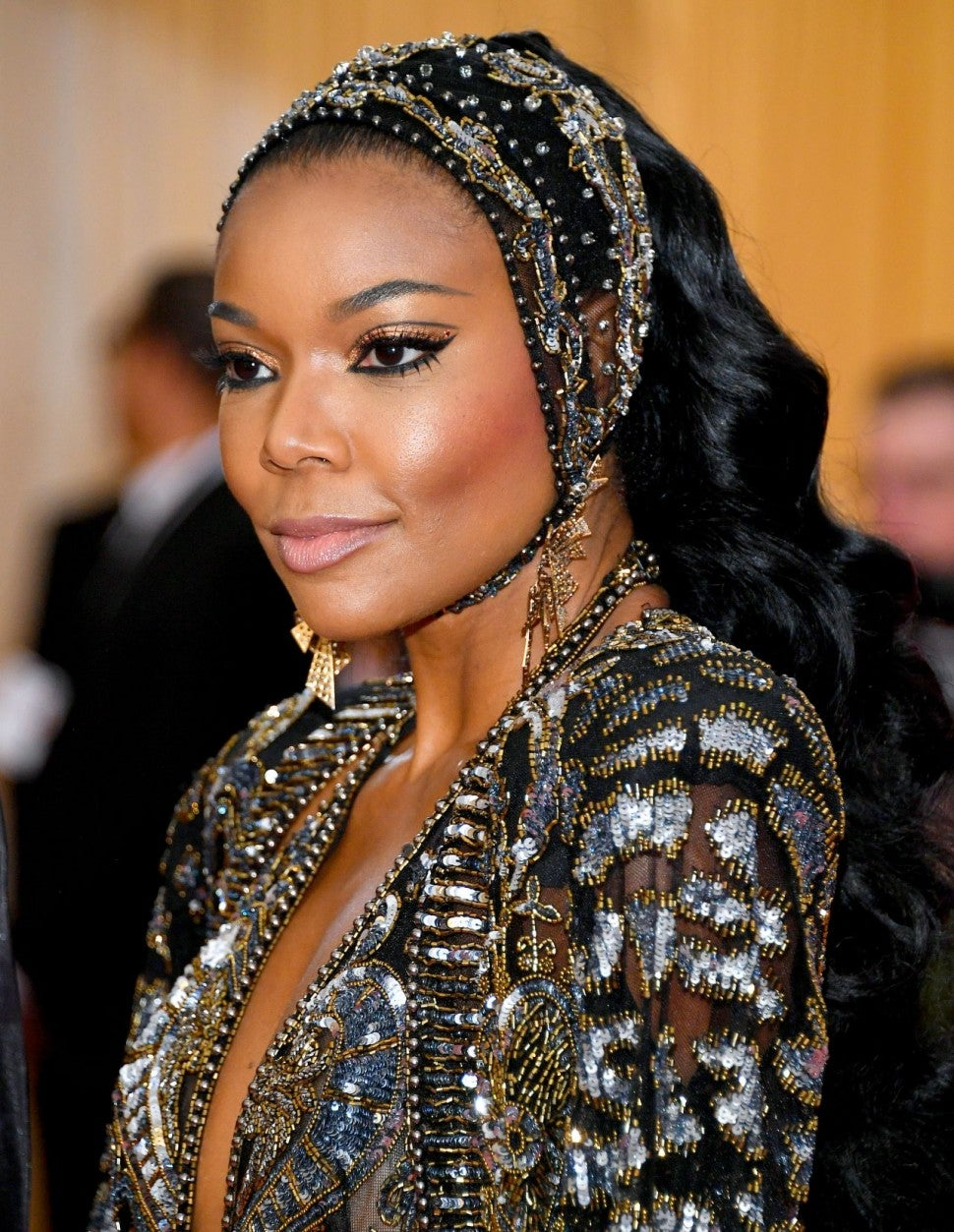 Gabrielle Union at 2019 Met Gala