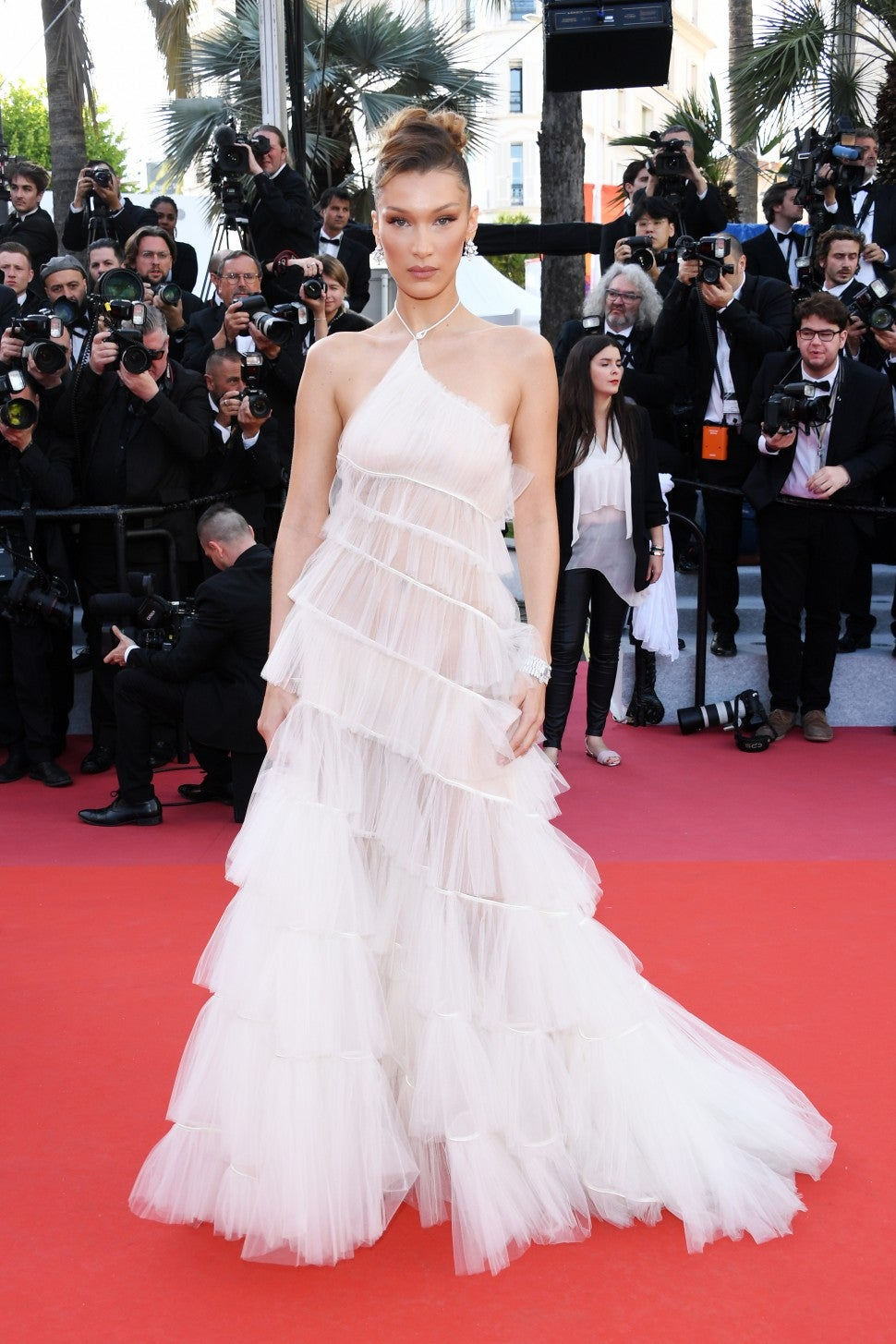 Bella Hadid at 2019 Cannes Film Festival