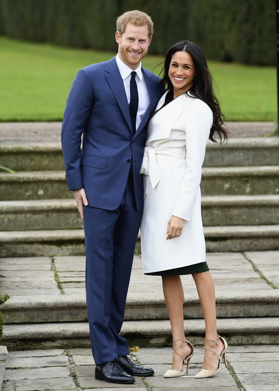 Prince Harry Meghan Markle Engagement Photo Call