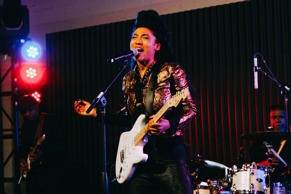 Judith Hill with Renaissance Hotels