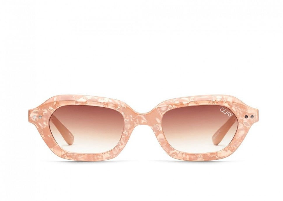 Quay Australia anything goes pink sunglasses