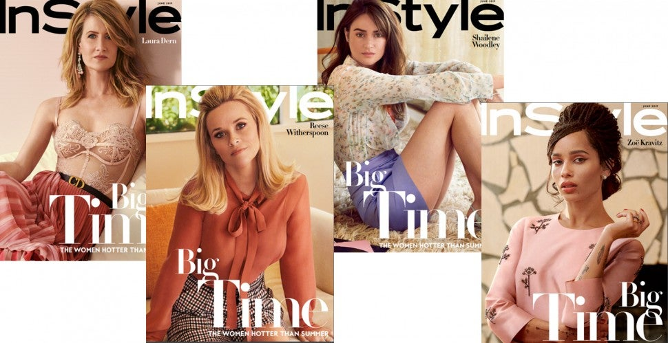 Big Little Lies InStyle