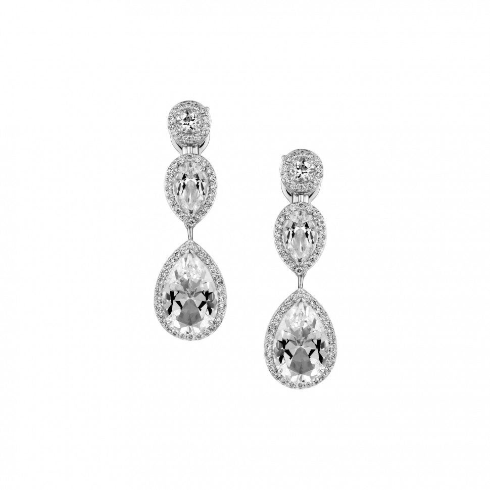 Atelier Swarovski x Penlope Cruz Lola drop earrings