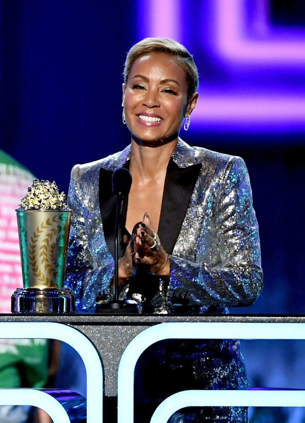 Jada Pinkett Smith MTV Movie & Tv Awards