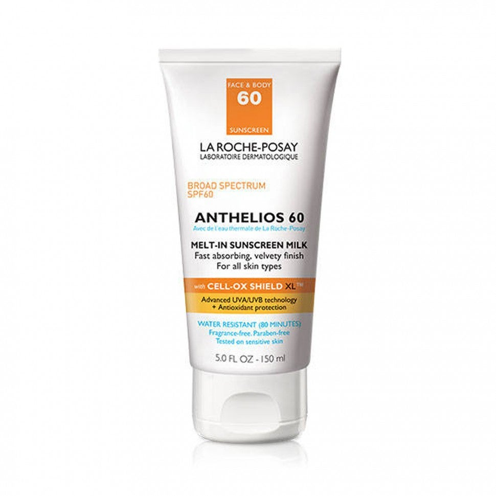 La Roche Posay anthelios melt-in sunscreen milk
