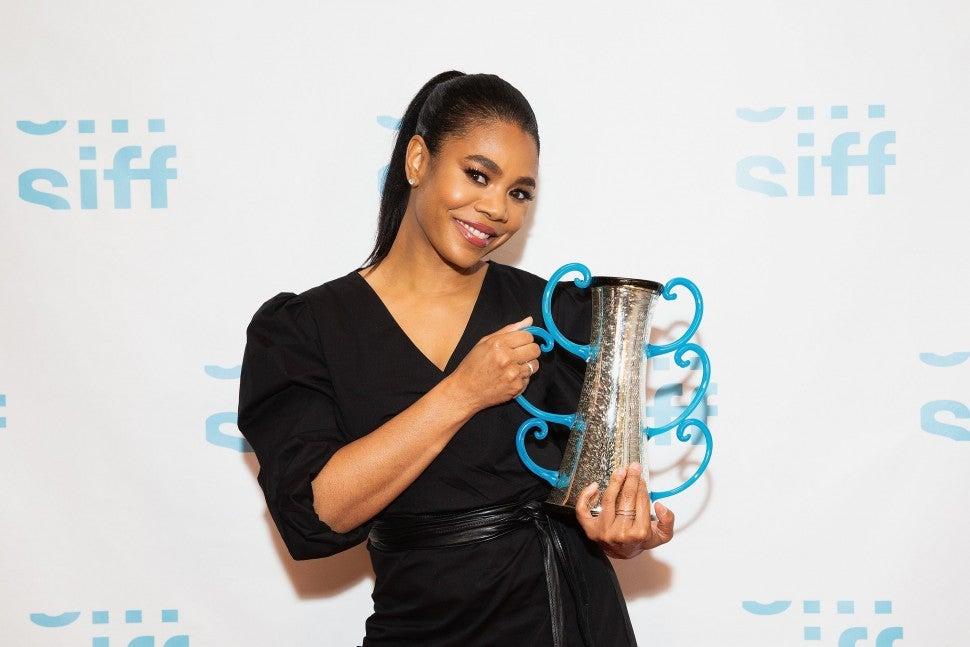 Regina Hall at Seattle International Film Festival Award for Outstanding Achievement in Cinema