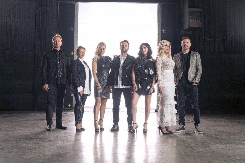 BH90210 Group Shot