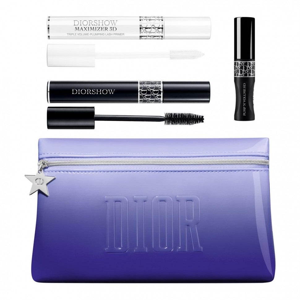 Dior Layering Lashes Set
