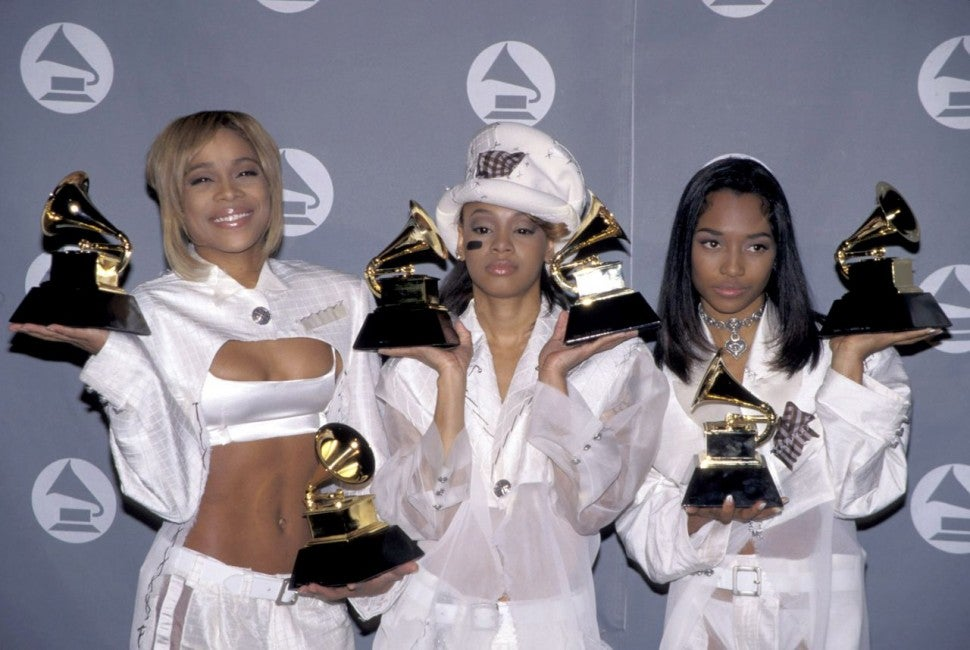 TLC at Grammy Awards
