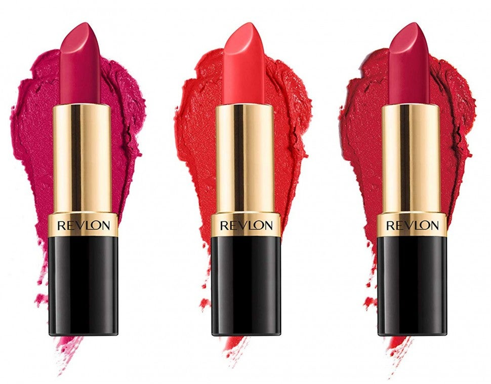 Revlon The Marvelous Super Lustrous Collection in Take the Stage Reds
