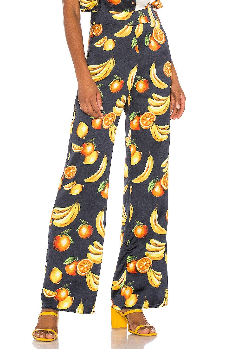 Song of Style blaire fruit print pant
