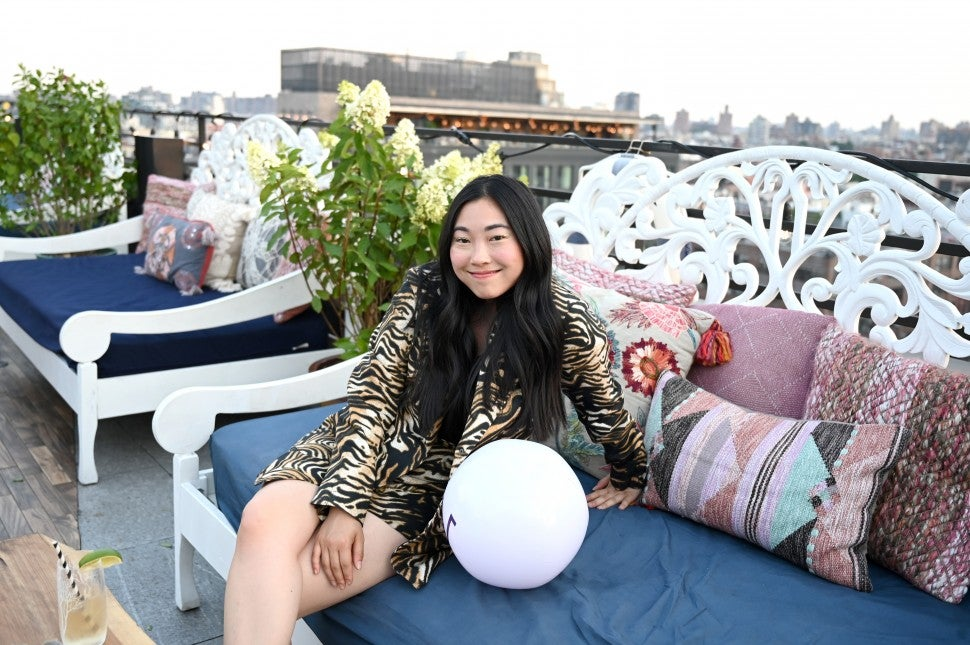 HotelTonight Party Hosted By Awkwafina