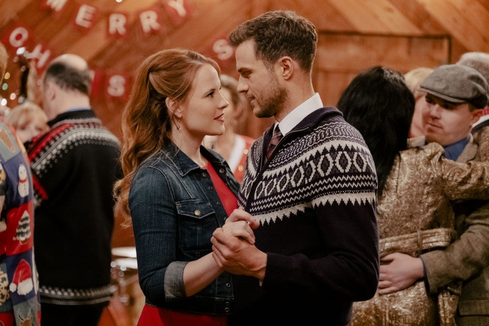Lifetime, Christmas A La Mode