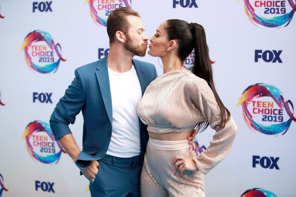 Artem and Nikki
