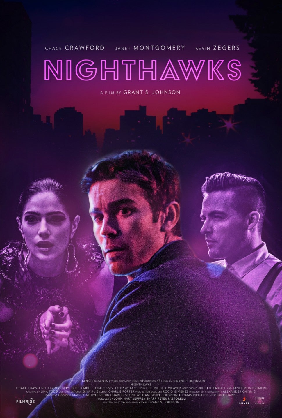 Nighthawks movie 2019