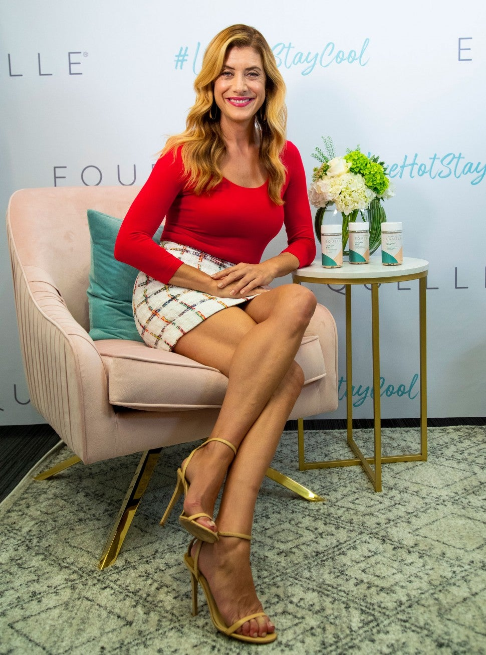 kate walsh with EQUELLE