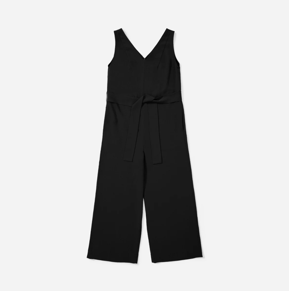 Everlane The Japense GoWeave Essential Jumpsuit