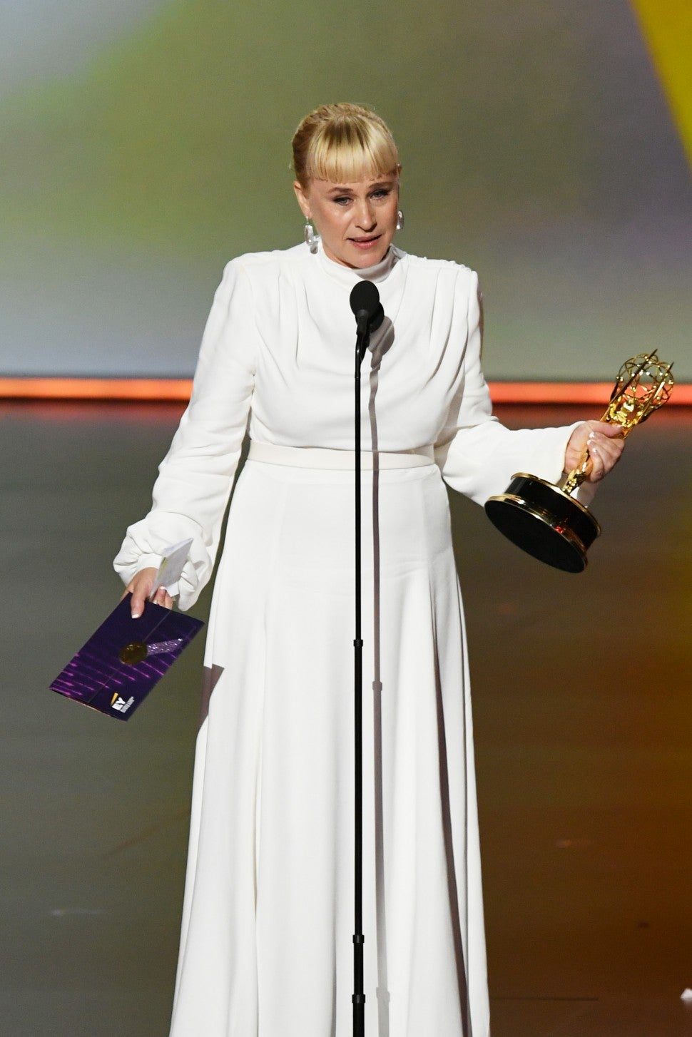 Patricia Arquette, 2019 Emmy Awards