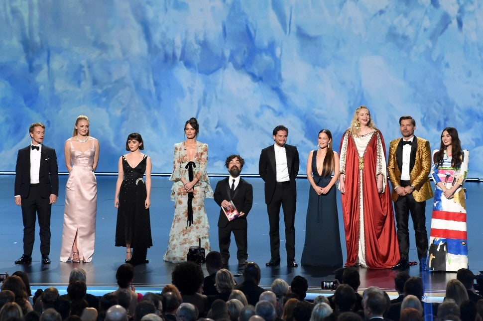 Game of Thrones, 2019 Emmy Awards