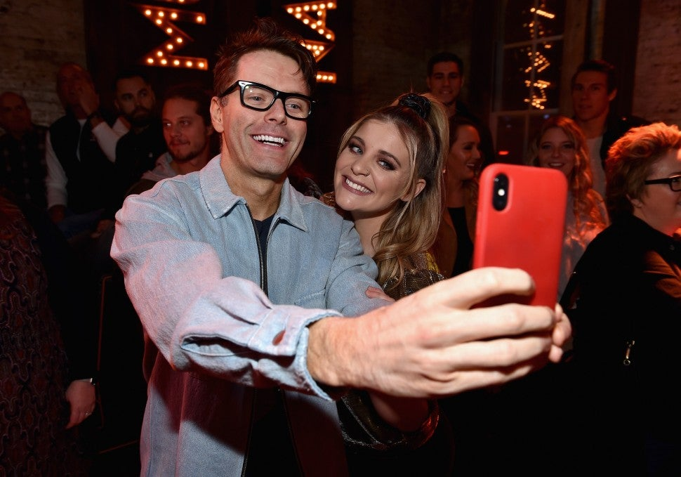 Bobby Bones and lauren alaina