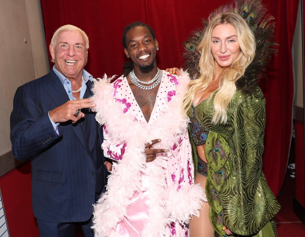 offset with wwe
