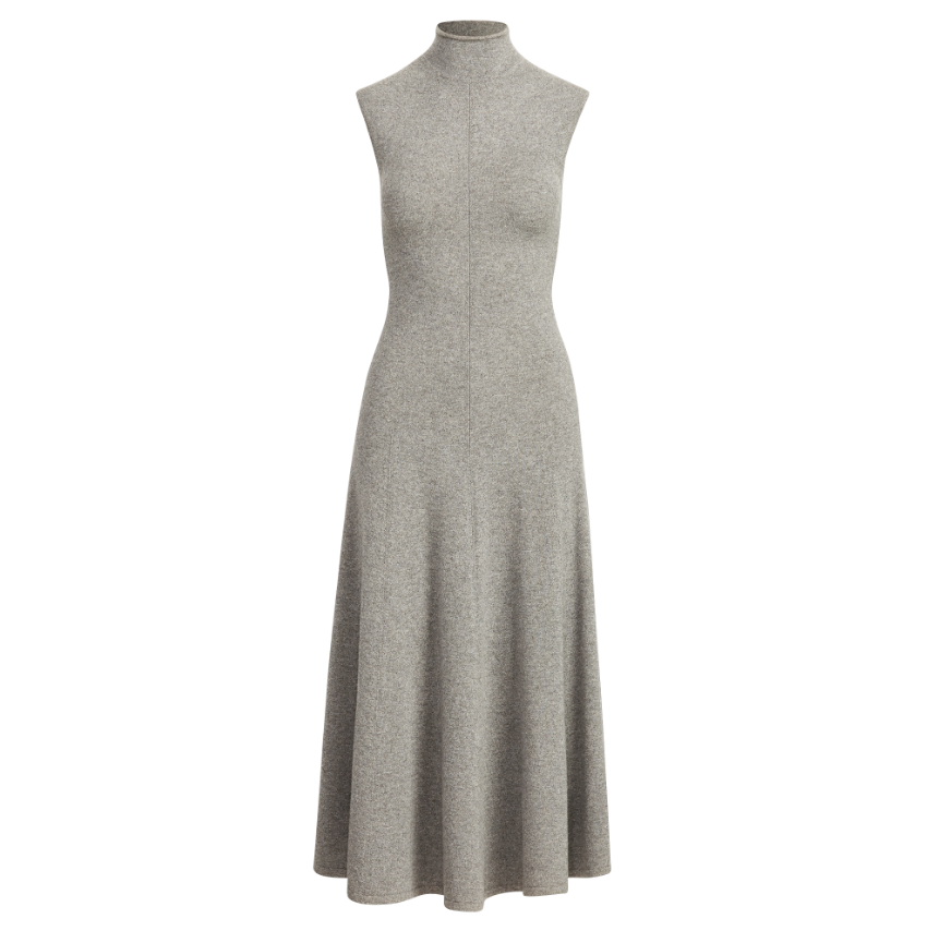 Polo Ralph Lauren Cashmere Mockneck Dress