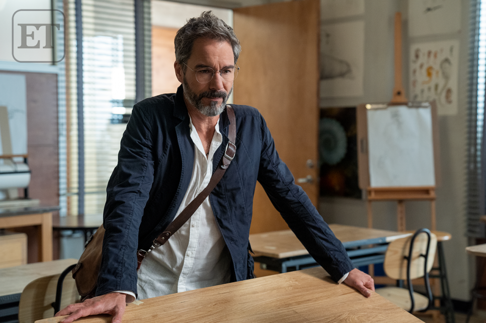 Eric McCormack in Atypical